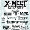 Bild zum Artikel X-Melt 2013 – Heavy Metal Weihnachten im Schleswiger Bandhaus