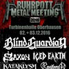 Bild zum Artikel Ruhrpott Metal Meeting 2016 - Indoor statt unter Tage