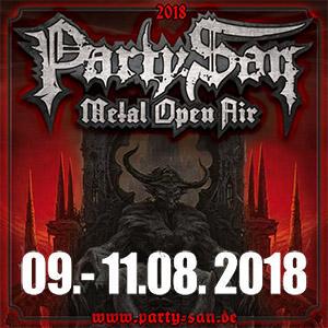 Bild zum Artikel Party.San Open Air 2018 - Sturm auf-vor-um die Bühne