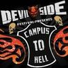 Bild zum Artikel Devilside Campus to Hell 2010 - Aus der Uni – in die Uni