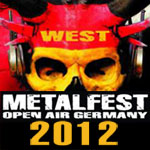 Bild zum Artikel Metalfest Germany West 2012 - Headbanging Loreley
