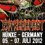 Bild zum Artikel Extremefest 2012 - Willkommen im Extremitätenkabinett!