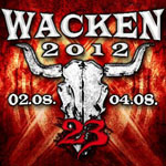 Bild zum Artikel Wacken Open Air 2012 - Metalhead im knusprigen Schlammmantel