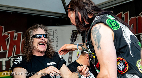 Overkill, Rock Hard 2018