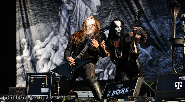 Wacken Open Air 2018, Behemoth