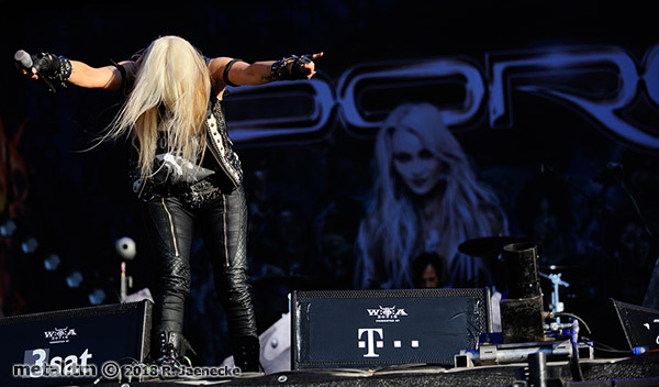 Wacken Open Air 2018, Doro