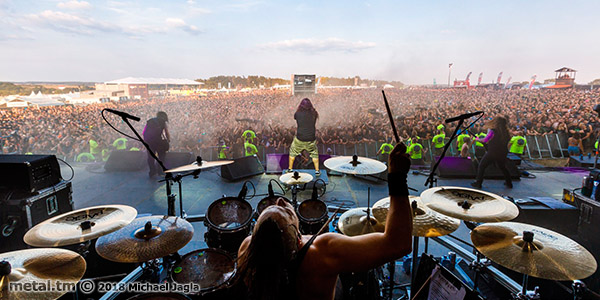 Summer Breeze Open Air 2018, Kataklysm