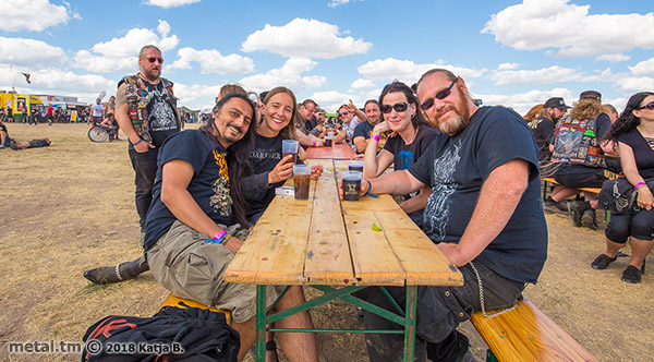 Party.San Open Air 2018, Impression