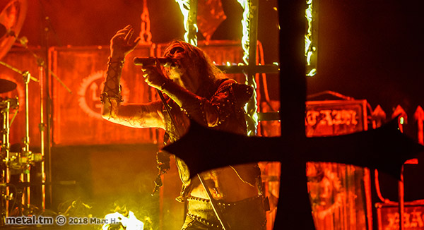 Party.San Open Air 2018, Watain