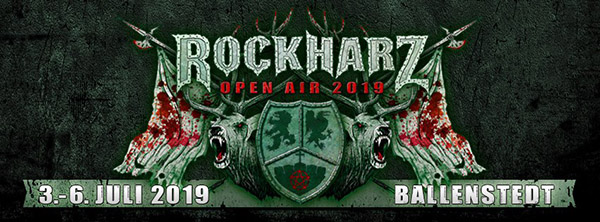 Rockharz Open Air 2019 Header