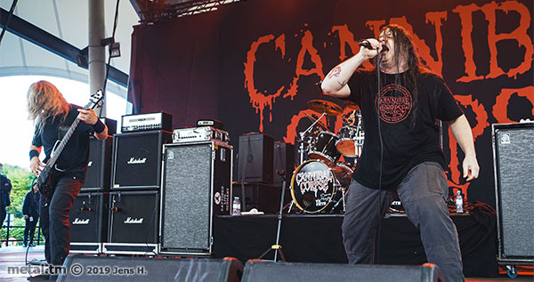 Rock Hard Open Air 2019, Cannibal Corpse