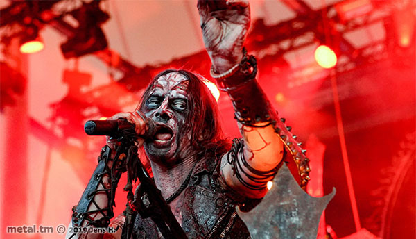Rock Hard Open Air 2019, Watain