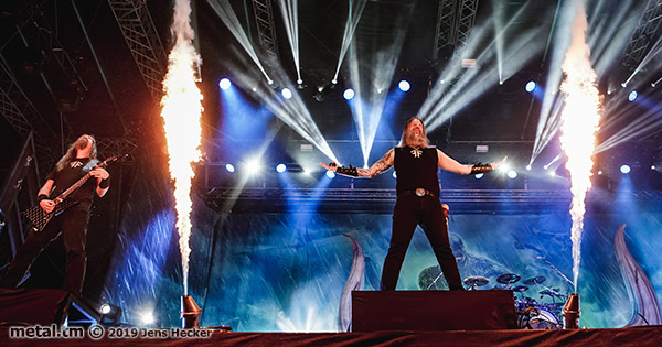 Rockharz Open Air 2019, Amon Amarth