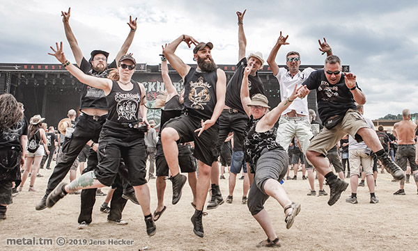 Rockharz Open Air 2019, Impression