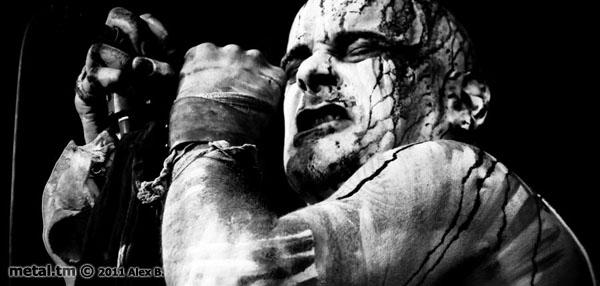 Primordial @ Metalfest 2011
