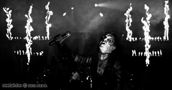Watain @ Metalfest 2011