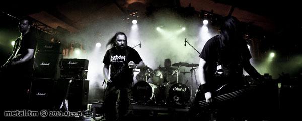 Entombed @ Metalfest 2011