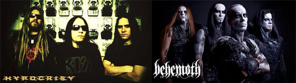 Hypocrisy / Behemoth
