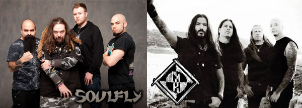 Soulfly, Machine Head