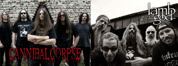 Cannibal Corpse, Lamb Of God