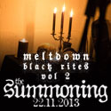 Cover von Bandhaus, Schleswig der Band Black Rites II: The Summoning