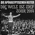 Cover von Batschkapp, Frankfurt der Band Die Apokalyptischen Reiter
