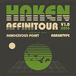 Cover von Gebäude 9, Köln der Band Haken - AffiniTour v1.0