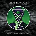 Cover von Club Bahnhof Ehrenfeld, Köln der Band Zeal & Ardor