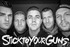 Jesse Barnett von Stick To Your Guns in Interview mit Anna S. von Metal.tm