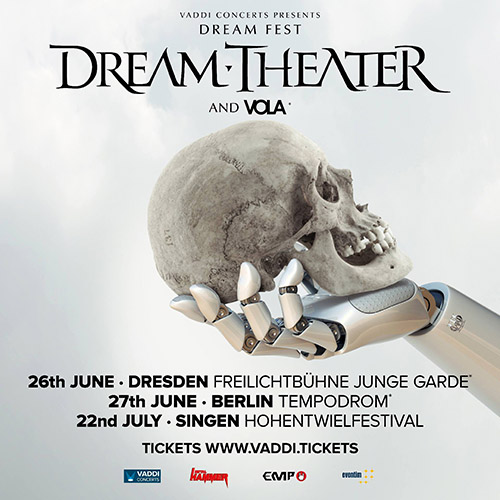 Dream Theater Tour 2019