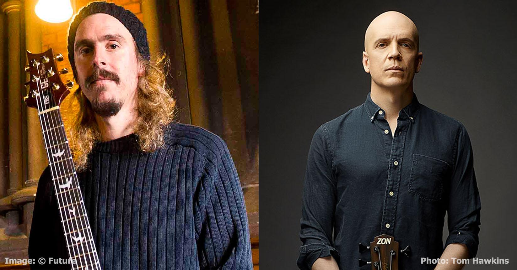 Mikael Akerfeldt & Devin Townsend