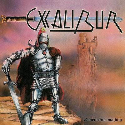 Excalibur - Generación Maldita