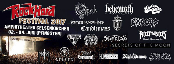 Rock Hard Festival 2017