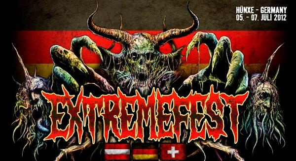 Extremefest 2012