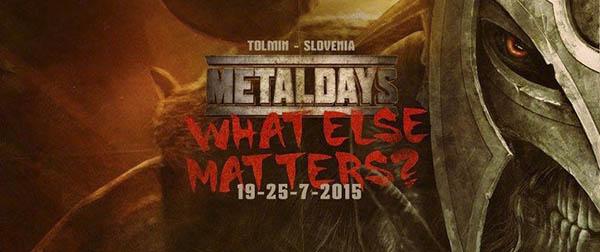 Metaldays 2015