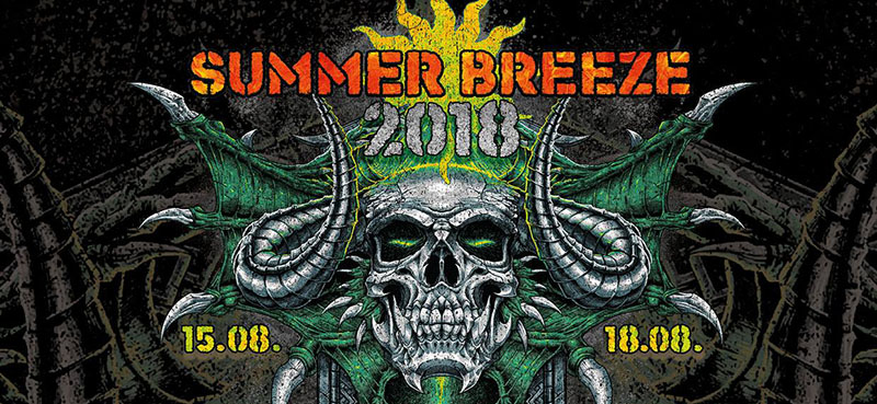 Summer Breeze 2018 Header