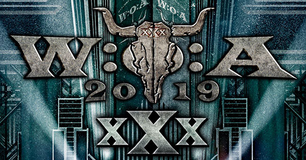 Wacken Open Air 2019 Header