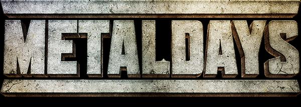 MetalDays Logo